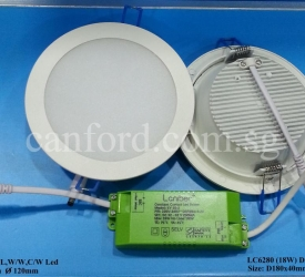 LC6279 (13W), LC6280 (18W) Led (1)