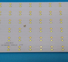 Magnetic 36Wx2 Led Panel
